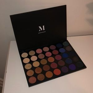 Morphe make up palate